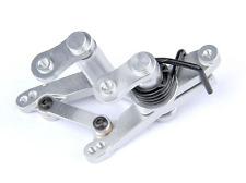 New design Alloy Steering wiper arm set for 1/5 HPI ROVAN KM Baja 5B 5T 5SC