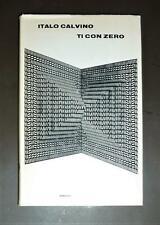 1967 - CALVINO - TI CON ZERO - PRIMA EDIZIONE