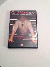 Billiards Inside Secrets w/ CJ Wiley