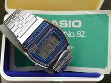 Museumzustand Vintage Casio M-321 Melody Uhr mit Originalverpackung & Anleitung!