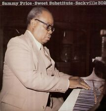 Price Sammy, Sweet Substitute - orig.Sackville LP