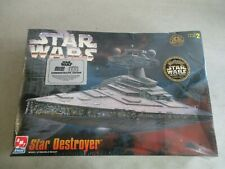 STAR WARS STAR DESTROYER MODEL KIT MINT IN BOX 1997 AMT ERTL