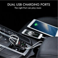 Vehicular Wireless Bluetooth FM Transmitter LCD Car Kit MP3 Player USB ChargerSp