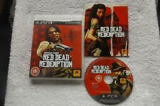 RED DEAD REDEMPTION PS3 PLAYSTATION 3 V.G.C. FAST POST