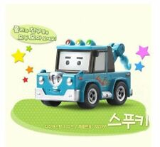 Robocar poli Diecasting Mini Figures Korea animation character Robot Spooky
