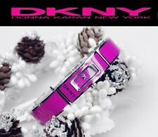 DKNY LADIE'S FUCHSIA BANGLE COLLECTION WATCH NY8759
