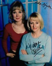 Photo- Kika Mirylees and Victoria Alcock in person signed autograph - Bad Girls