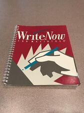 Write Now for Macintosh 1987 User's Manual Rare Vintage 175 pages
