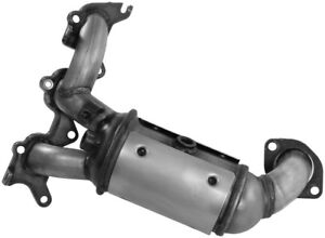 Exhaust Manifold with Integrated Catalytic Converter Front Walker 16626