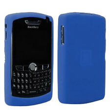 Original BlackBerry HDW-13751-003 BLUE Rubber Skin Case for 8800 8820 8830