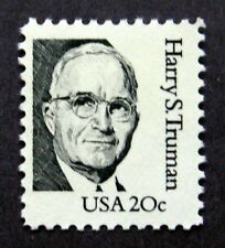 Sc # 1862 ~ 20 cent Harry S. Truman (bf20)