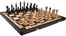 Schach Gro�Ÿes Edles Schachspiel INDIAN CHESS Schachbrett 54x54cm Holz Handarbeit