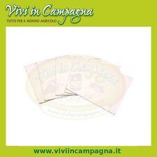 Nr 25 cartoni filtranti V 12 per filtro Colombo