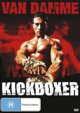 Kickboxer NEW R4 DVD