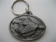 EAGLES  Pewter Key Ring    (KR74)