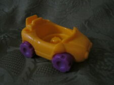 Fisher Price Little People Garage car house parking ramp driver race yellow toy