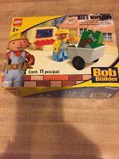 LEGO 3271 - Duplo Bob the Builder - Bob's Workshop - 2001 - NO BOX