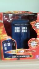 Dr Who Tardis Money Box New and Boxed