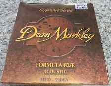 Dean markley formular 82/R acoustic MED-2106A
