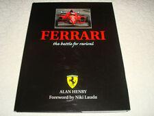 Manuali e istruzioni per auto Ferrari