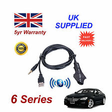 BMW 6 Series Integrated Bluetooth Music Module For iPhone HTC Nokia Samsung