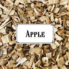 BBQ SMOKING WOOD - Australian APPLE Wood Chips 1/2kg Bag - FREE POST!