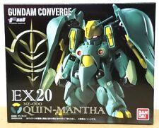 BANDAI GUNDAM CONVERGE EX 20 QUIN-MANTHA