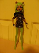 Monster High Student - Clawdeen Wolf – Dawn of the Dance (partial fashion)