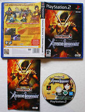 SAMURAI WARRIORS 2 XTREME LEGENDS sur Sony PLAYSTATION 2 PS2