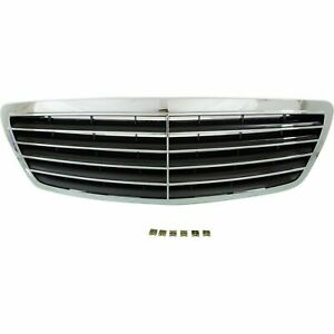NEW Grille For 2003-2006 Mercedes Benz S430 S500 S600 MB1200124 SHIPS TODAY