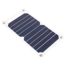Portable 10W 5V Solar Power Charging Panel USB Charger For Tablet Pad