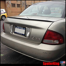 Rear Trunk Lip Spoiler Wing (Fits: Nissan Sentra 2000-06) SpoilerKing