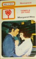 Temple of Fire (Mills & Boon No. 1734), Way, Margaret, Very Good Book
