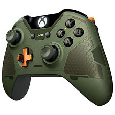Xbox One Limited Edition Halo 5 Guardians Master Chief Wireless Controller, New