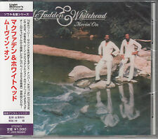 McFadden & Whitehead: Movin' On (Japan Capitol reissue CD, 1983/2011) NEW SS oop