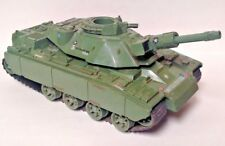 MOBAT Army TANK G.I JOE Cobra VEHICLE vintage 1982 Hasbro - Not sure if it Works