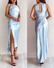 Yara Midi Dress - Baby Blue