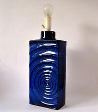 Lampenfuß Steuler cerámica modelo Cyclon, diseño Tapacarí zalloni, 40 CM, Panton era