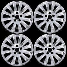 """4 CHROME 2011-2014 Chrysler 300 17"""" Wheel Skins Hub Caps Rim Covers Alloy Wheels"""