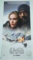 IL DOMANI TRA DI NOI (2017) Locandina Film 33x70 Poster Originale Cinema