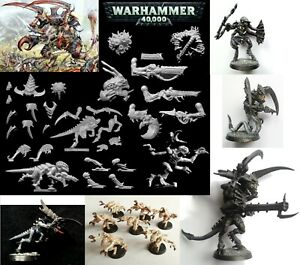GAMES WORKSHOP Warhammer 40K BITZ Tyranid / Genestealer Bits *SEE NOTES