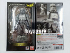 "BANDAI S.h. figuarts Solo a Star Wars Story MIMBAN STORMTROOPER 6"" action figure"