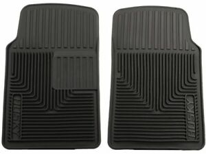For 1987-1994 Cadillac Eldorado Floor Mat Set Front Husky 88917ZX 1988 1989 1990