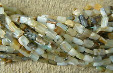 """Peruvian Blue Opal beads Multi colored Natural Gemstone Varied Shape and size13"""""""