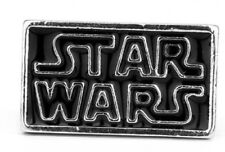 Enamel Costume Cosplay Pin Star Wars Movie Title Metal