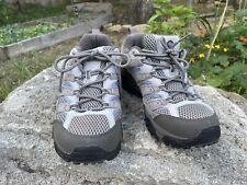 New listing Merrell Women's Moab 2 Waterproof Vibram Hiking Shoes Granite Grey Size 9