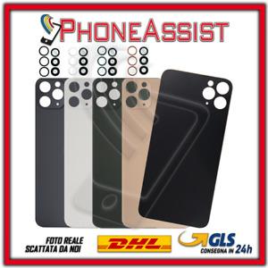 Verre Arrière Coque Pour IPHONE 11 Pro Couverture Arrière Batterie Variantes