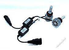 COB LED H11 auto dei fari 80W luce a LED DRL LAMPADINE 6000K KIT Brillante Bianco Puro