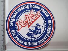 Aufkleber Sticker Racing Horse Jeans (4195)