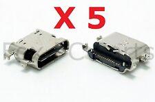 5X USB Charging Data Sync Port Dock DC Power Jack for ZTE TREK 2 K88 AT&T USA
